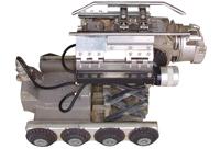 管内調査用TVカメラシステム